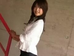 Yuuna Yano Uncensored Hardcore Video with Masturbation, Dildos/Toys scenes