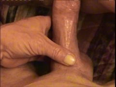 Tight deep shaved pussy.