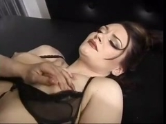 fetish lesbian smoking rough