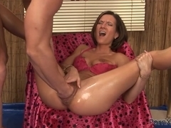 image Big ass amateur whore farts during sex