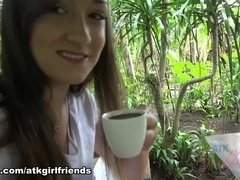 Victoria Rae Black in Virtual Vacation Movie - AtkGirlfriends