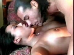 Concupiscent man fucking a hot slut