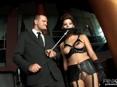 PinkoHD XXX video: Coco Charnelle Two for her