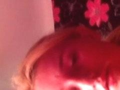 Me in a porn masturbation video