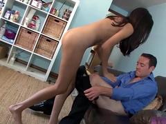 Crazy pornstar Small Hands in Amazing Big Cocks, Handjobs xxx movie