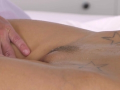 Amazing pornstars George, Nathaly Cherie in Fabulous Massage, Big Tits adult clip