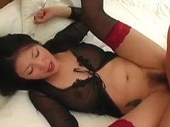 Crazy Japanese model in Horny Uncensored, Blowjob/Fera JAV video