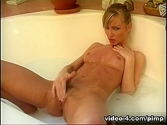PimpPassport Video: Amanda in the bathroom