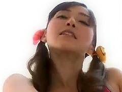 The bewitching Anri Sugihara.