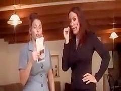 Double mother I'd like to fuck handjob