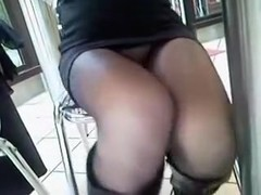 Exotic Homemade record with stockings scenes