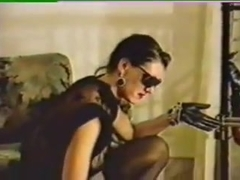 Vintage bdsm mistress