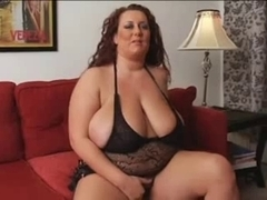 Solo big beautiful woman older woman with large love melons