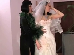 Mother fuck bride