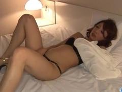 Complete porn sensations for Aya Sakuraba