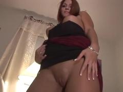 Crazy pornstar in exotic redhead, amateur adult scene