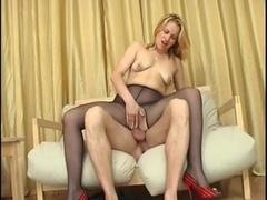 Svetlana Brusser aka Susanna Russian anal