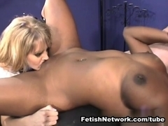 EliteSmothering Clip: Facesitting Threesome
