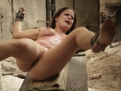 BrutalPunishment Video: Dungeon Delight, with Wax