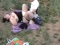 outdoors cuckold fuck
