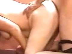 Wonderful mexican wife doggy fuck