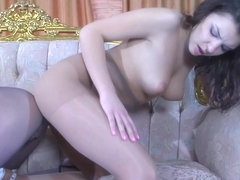 Pantyhose1 Clip: Jen and Madeleine