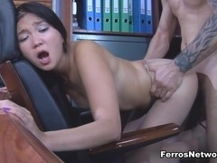 PantyhoseTales Video: Mima A and Frederic