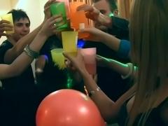 Student fuckfest featuring a teddy bear