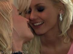 Nubilefilms Video: Blonde Beauties
