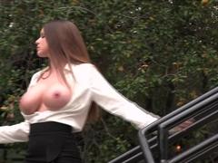 Exotic pornstar in Best Redhead, MILF sex clip