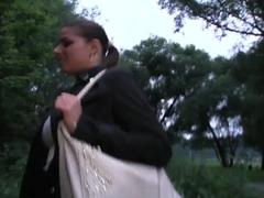 Hottest pornstar in Horny Public, HD adult movie