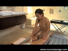 Mandi Miami Nuru Massage