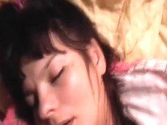 Fabulous Amateur clip with Brunette, POV scenes