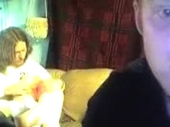 Dude tapes his guy fucking his gf on cam