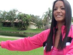 Adriana Milano - I Want To Ride My Bicycle