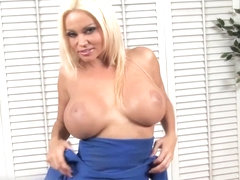 Russian Milf Nikita Von James Sucking Cock