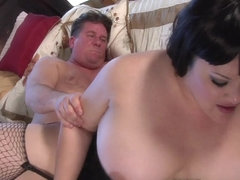 Kelly Shibari in BBW Kelly Shibari From Roseanne XXX 69's And Gets Drilled Hard