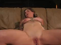 Amateur Casting Couch: 'Fuck my ASS live' Minx Grrl says