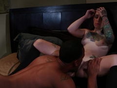 Incredible pornstar in Amazing Gothic, Hardcore sex video