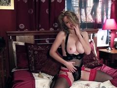 Horny pornstar in Hottest Solo Girl, Fingering sex scene
