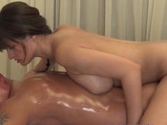 Crazy pornstar in Incredible Massage, Handjobs xxx video