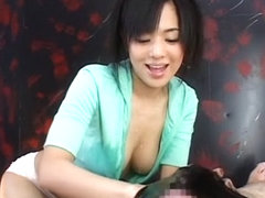 Fabulous Japanese model Sora Aoi in Amazing Big Tits, Blowjob/Fera JAV clip