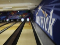 Fuck Team Five goes to a sweet bowling alley