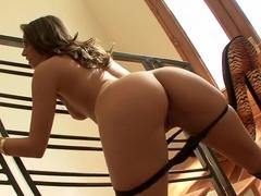 Crazy pornstar Jenna Haze in hottest cumshots, facial xxx scene
