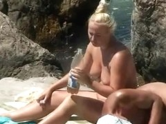 Sex on the Beach. Voyeur Video 93
