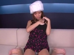 Hina Otsuka Uncensored Hardcore Video with Masturbation, Dildos/Toys scenes