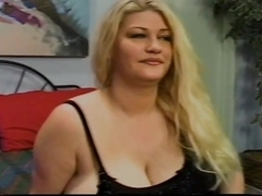 Gaynor - big natural boobs gets fucked