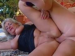 HOT FUCK #153 (GILF) Attractive Granny!!!
