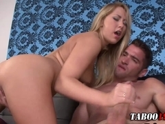 Teen step ### fingered