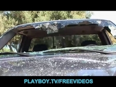 off ex-GF is punished for smashing her boyfrend's car